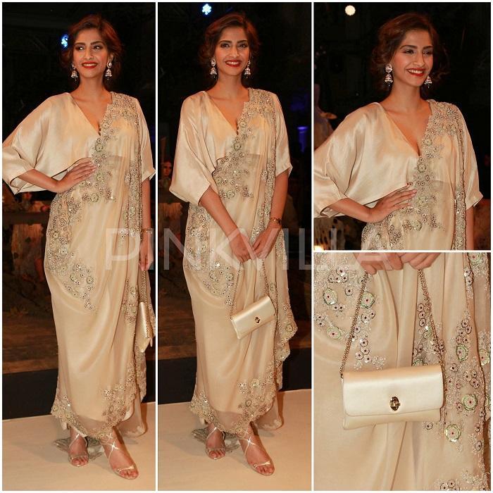 Sonam Kapoor Anamika Khanna Couture