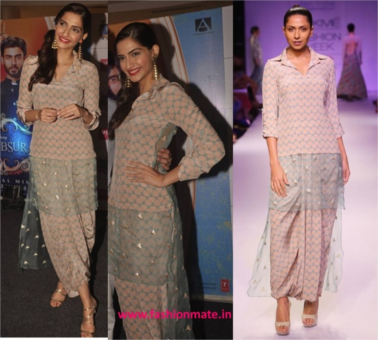 Sonam-kapoor-in-payal-singhal-lfw-collection-khoobsurat-
